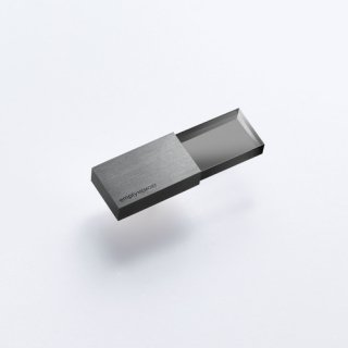beyond Object empty memory 8GB Transparency Pure Black Finish