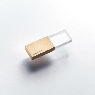 beyond Object empty memory 8GB Transparency Rose Gold Finish