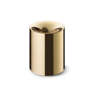 beyond Object Funno pencil sharpener/paper weight Polished Gold Finish