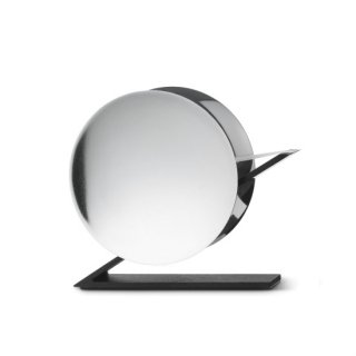 beyond Object Cantili tape dispenser Polished Silver Finish