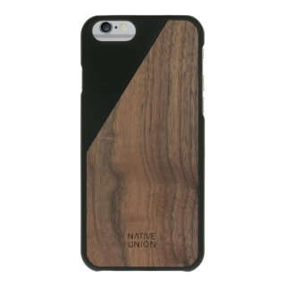 Native Union Clic Wooden iPhone 6 case Black