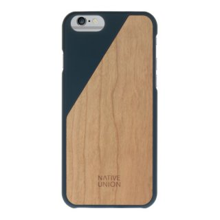 Native Union Clic Wooden iPhone 6 case Marine