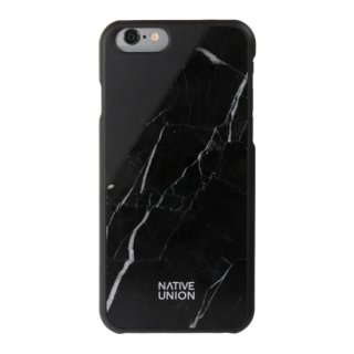 Native Union Clic Marble iPhone6 case Black