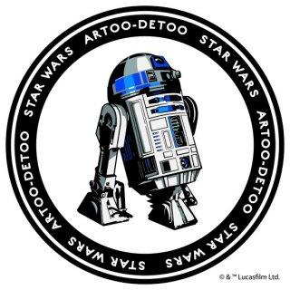 imp. STAR WARS マグネットコースター / R2-D2