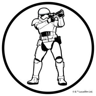 imp. STAR WARS マグネットコースター / STORM TROOPER (B)