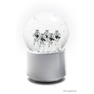 imp. WIRELESS SNOWGLOBE SPEAKER ストームトルーパー