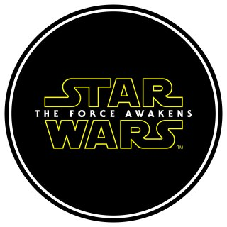 imp. STAR WARS マグネットコースター / THE FORCE AWAKENS