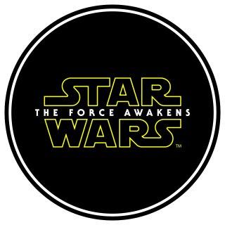 imp. STAR WARS マグネットコースター / THE FORCE AWAKENS