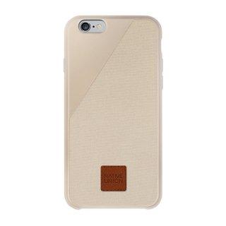 Native Union Clic 360 iPhone6/6s Canvas case Sand