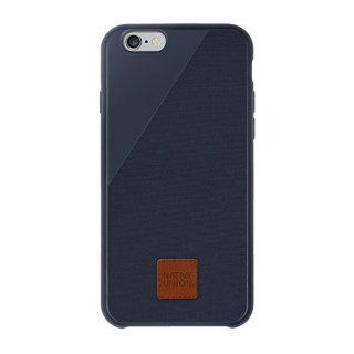 Clic 360 iPhone6 plus/6s plus Canvas case Navy