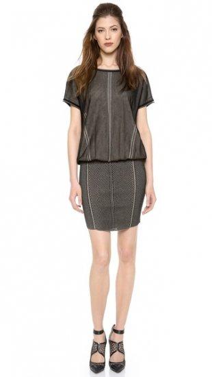 【アルベルタ フェレッティ】【Alberta Ferretti Collection】 Short Sleeve Dress  / ドレス