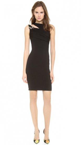 【ディースクエアード】【DSQUARED2】 Sleeveless Wool Dress  / ドレス