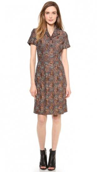 【ロシャス】【Rochas】 Short Sleeve Dress  / ドレス