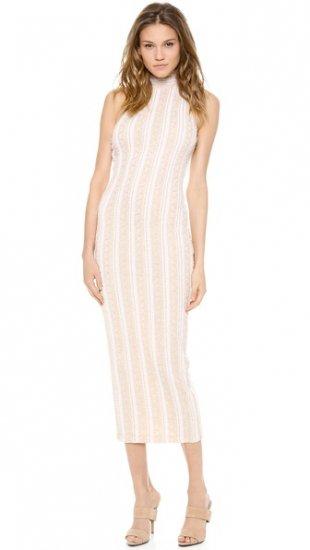 【トーンバイロニーコボ】【Torn by Ronny Kobo】 Claudia Long Dress  / ドレス