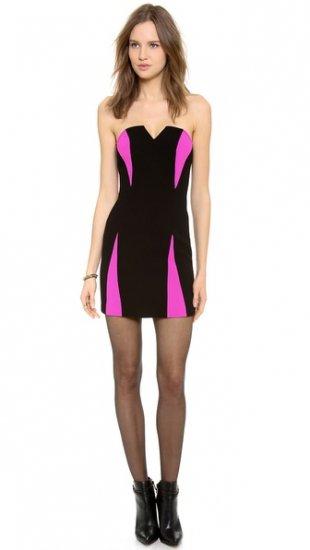 【マディソン・マーカス】【Madison Marcus】 Chroma Strapless Dress  / ドレス