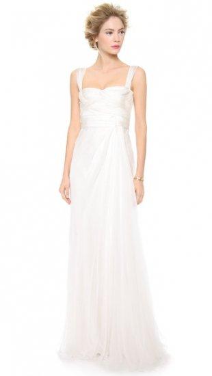 【アルベルタ フェレッティ】【Alberta Ferretti Collection】 Sleeveless Gown  / ドレス