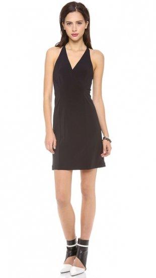 【カット25】【Cut25 by Yigal Azrouel】 Halter Matte Jersey Dress  / ドレス