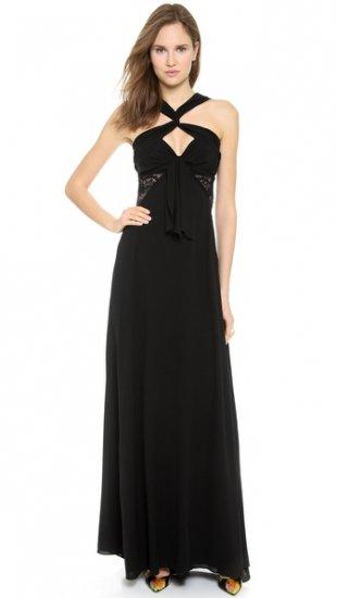【ニナリッチ】【Nina Ricci】 Sleeveless Gown  / ドレス