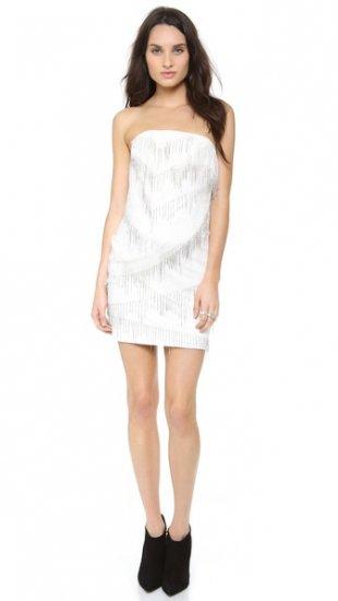 【ジェイアール】【Jay Ahr】 Strapless Lace Mini Dress  / ドレス