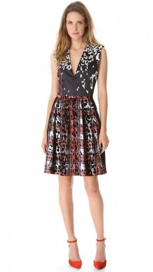 【プリーン・ソーントン・ブルガッジ】【Preen By Thornton Bregazzi】 Ash Dress  / ドレス
