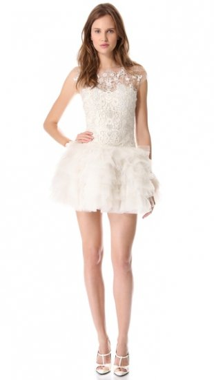 【リームアクラ】【Reem Acra】 Long Song Dress  / ドレス