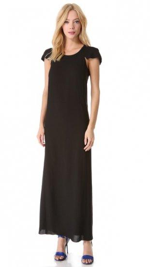 【ソニアリキエル】【Sonia by Sonia Rykiel】 Cap Sleeve Maxi Dress  / ドレス