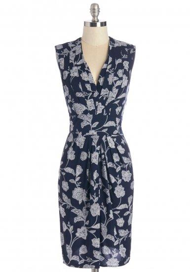 【モドクロス】【Modcloth】ドレス Art Gallery Gal Dress