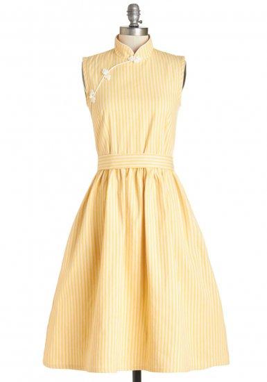 【モドクロス】【Modcloth】ドレス Biographical Book Club Dress