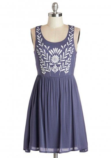 【モドクロス】【Modcloth】ドレス The Folky Pokey Dress