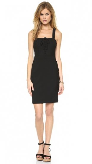 Diane von Furstenberg Scottland Lace Up Dress ドレス / DVF