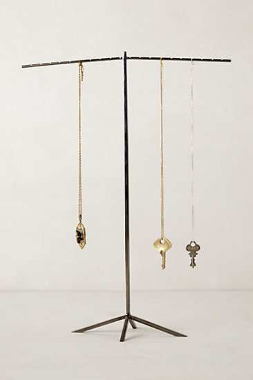 【アンソロポロジー】【Anthropologie】Barre Jewelry Stand