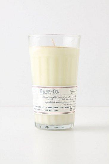 【アンソロポロジー】【Anthropologie】Barr-Co  Candle