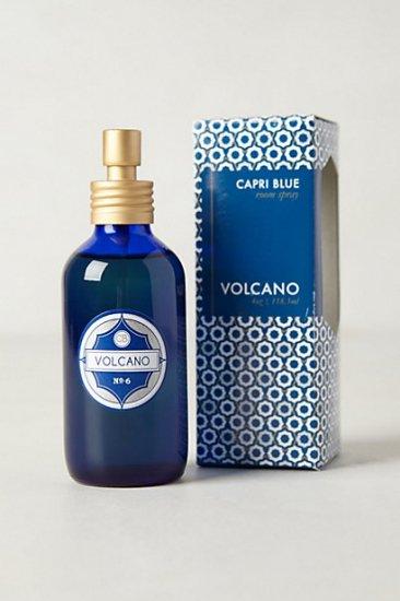 【アンソロポロジー】【Anthropologie】Capri Blue Volcano Room Spray