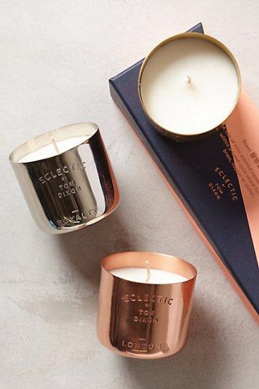 【アンソロポロジー】【Anthropologie】Eclectic Mini Candle Gift Set