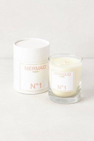 【アンソロポロジー】【Anthropologie】Mermaid No  1 Boxed Candle