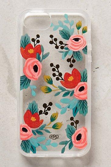 【アンソロポロジー】【Anthropologie】Lucere Floral iPhone 5 Case