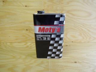Moty's ミッションオイル【405】 75W-90  オリジナル商品!!Moty'sのカタログには載っていません!!!!
