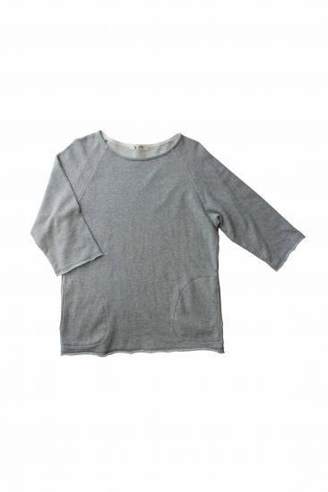 SCRIPT Raglan pullover