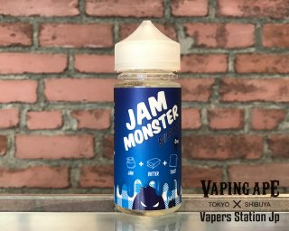 JAM MONSTER BLUEBERRY 100ml