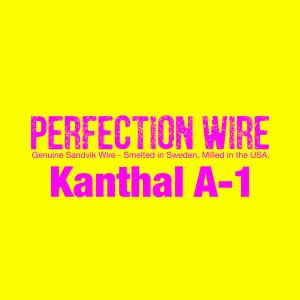 PERFECTION WIRE Kanthal A-1