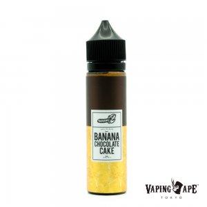BANANA CHOCOLATE CAKE 60ml - PEEL BANANA