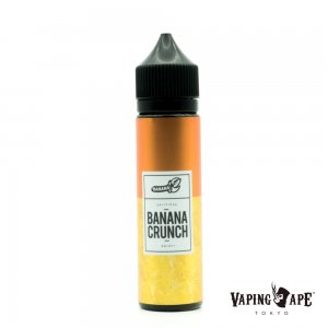 BANANA CRUNCH  60ml - PEEL BANANA