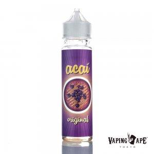 Acai Original 60ml - Acai E-Juice