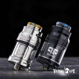 Jugger Knot Mini RTA by QPDesign