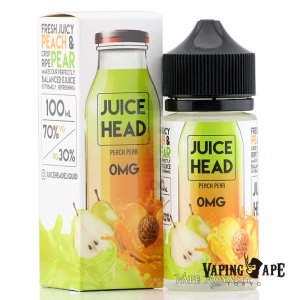 Peach Pear - Juice Head 100ml