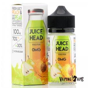 Peach Pear - Juice Head 100ml