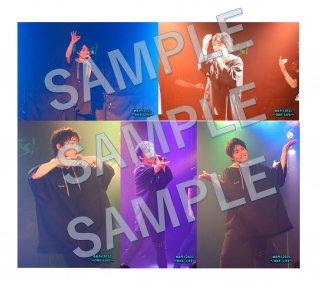 『輝山立ゆるライ2021〜ONE LIFE〜』メモリアルブロマイド5枚セットB
