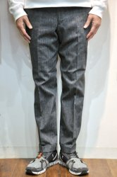 バーンストーマー【BARNSTORMER×WALSH】ARMY TROUSERS グレー