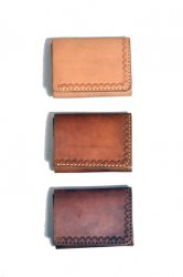 ブラウンブラウン【Brown Brown】三つ織りウォレット