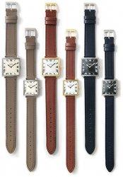ヴァーグウォッチ【VAGUE WATCH CO.】Carré  クオーツ腕時計
